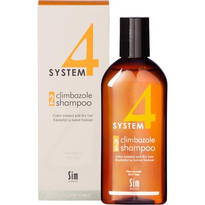 System4 2 Climbazole Shampoo
