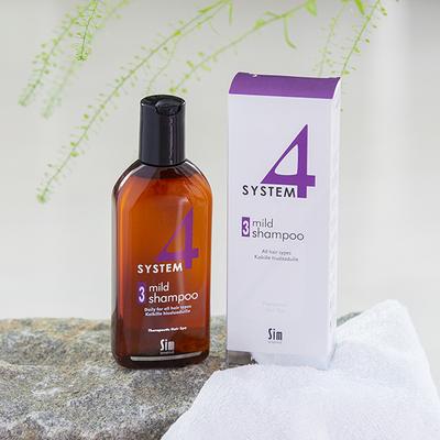 System4 3 Mild Climbazole Shampoo