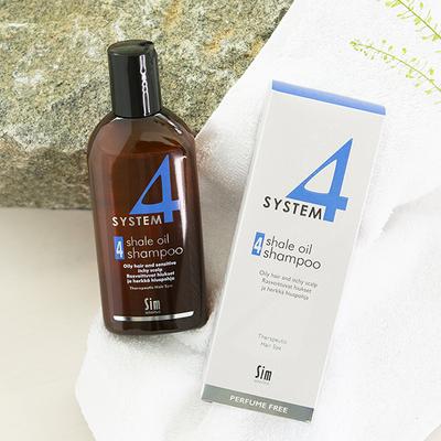 System4 4 Shale Oil Shampoo 100 ml (Travel size)