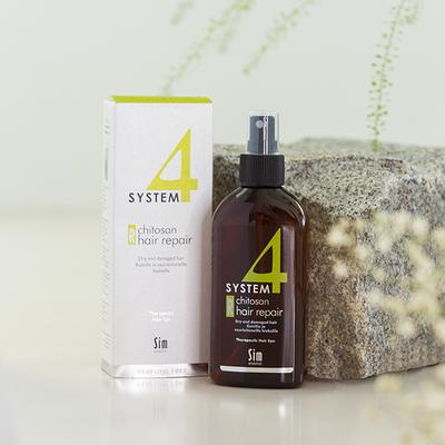 System4 R Chitosan Hair Repair